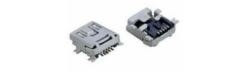 Connettori Mini Usb
