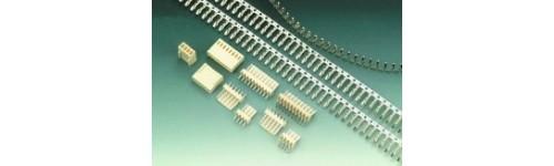 Connettori Excon  2541 P2.54mm